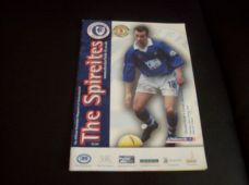 Chesterfield v Crewe Alexandra, 2002/03